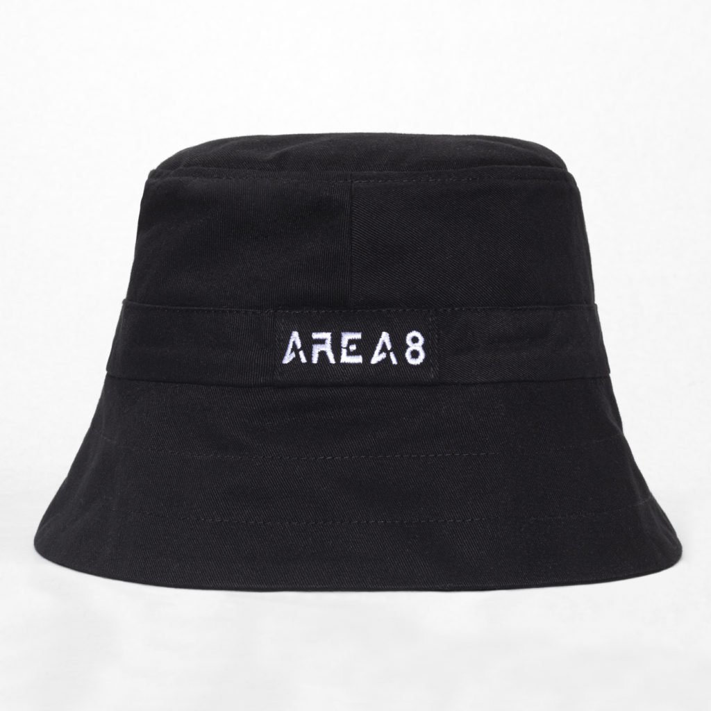 AREA8 AREA 8  STREETWEAR MASK MENSWEAR COTTON WATERPROOF VIRUS BUCKET HAT BUCKETHAT